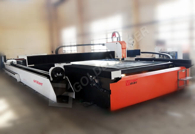 carbon steel pipe and sheet laser cutting machine