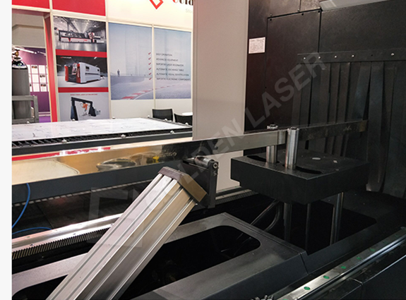 carbon steel tube laser cutting machine
