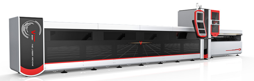 cnc metalrør laserskærer pris