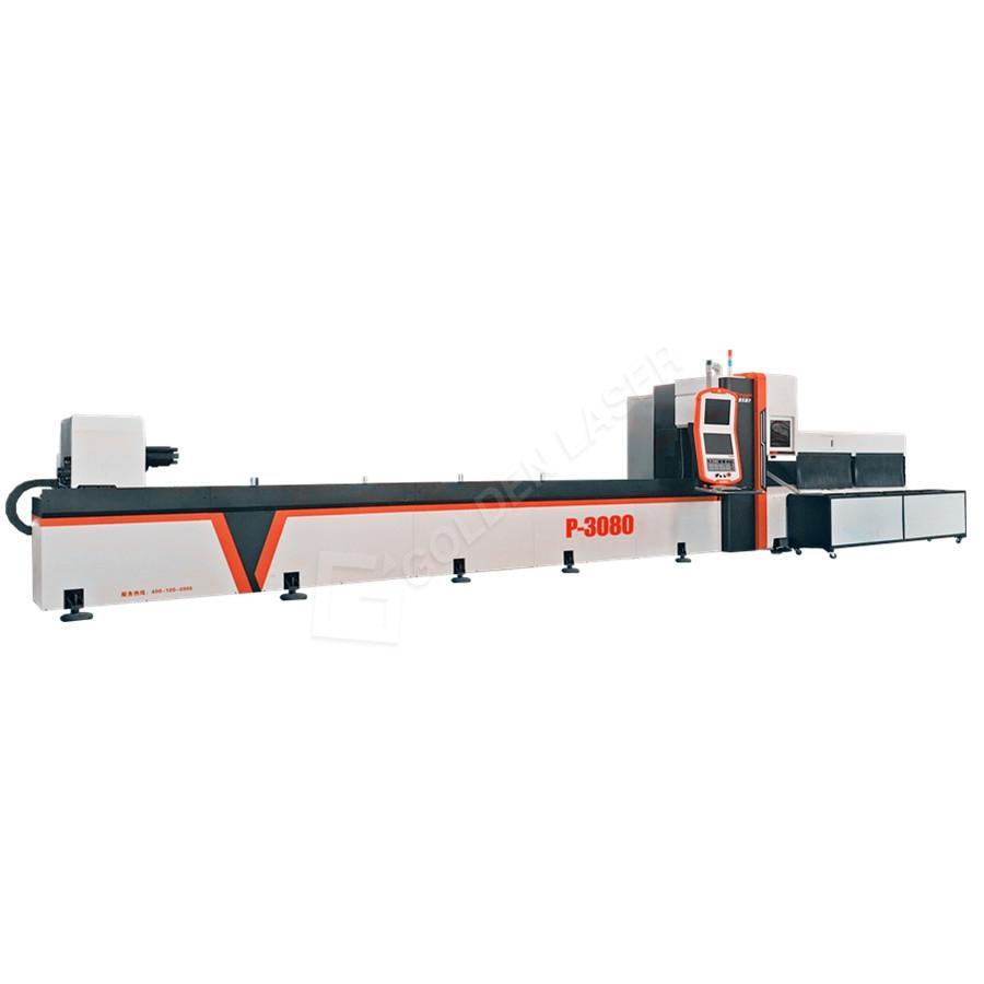 Cheapest Factory 2-8″ Inch Hinged Cold Cutting Machine - 3000w Cnc Fiber Laser Round Square Rectangular Tube / Pipe Laser Cutter – Vtop Fiber Laser