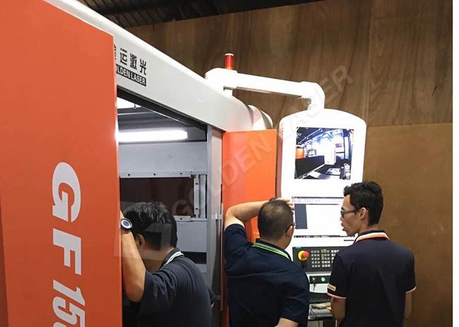 GF-1530JH In Taiwan