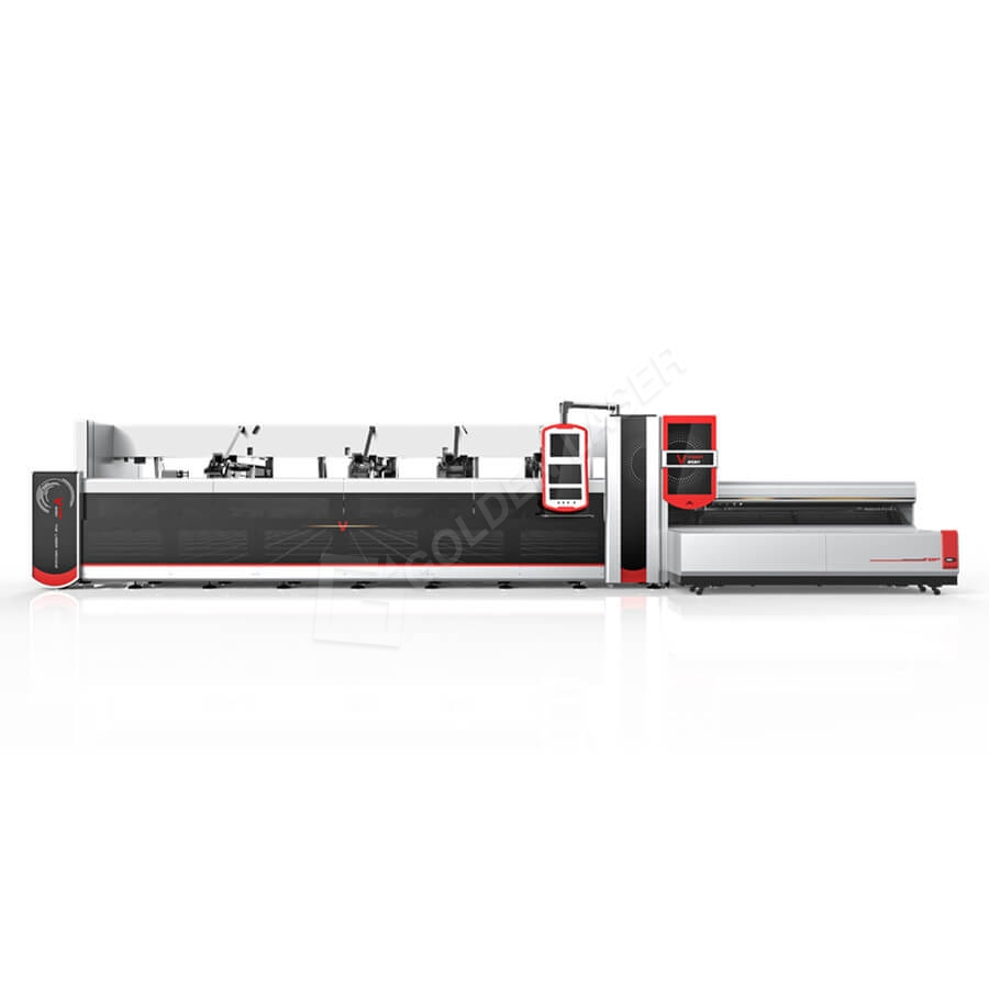 Fully Automatic Bundle Loader Fiber Laser Tube &  Pipe Cutting Machine Featured Image