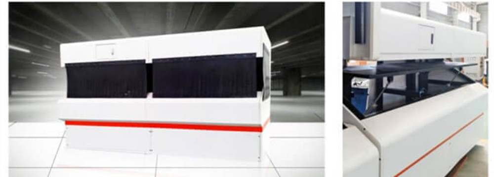 laser cutting machine for steel pipe