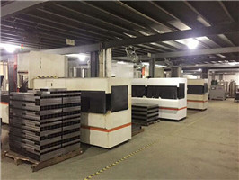 laser pipe cutting machine in China