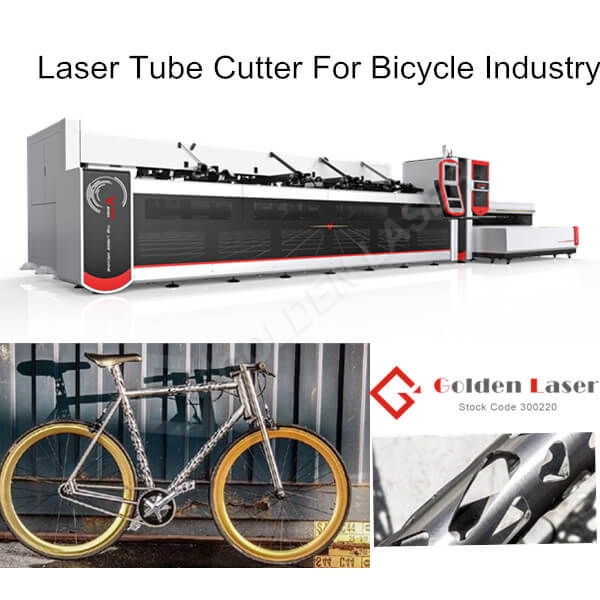 L'applicazione della macchina d'oro del laser del tubo di taglio Nel settore della bicicletta