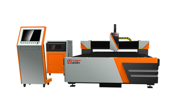 open type sheet laser cutter