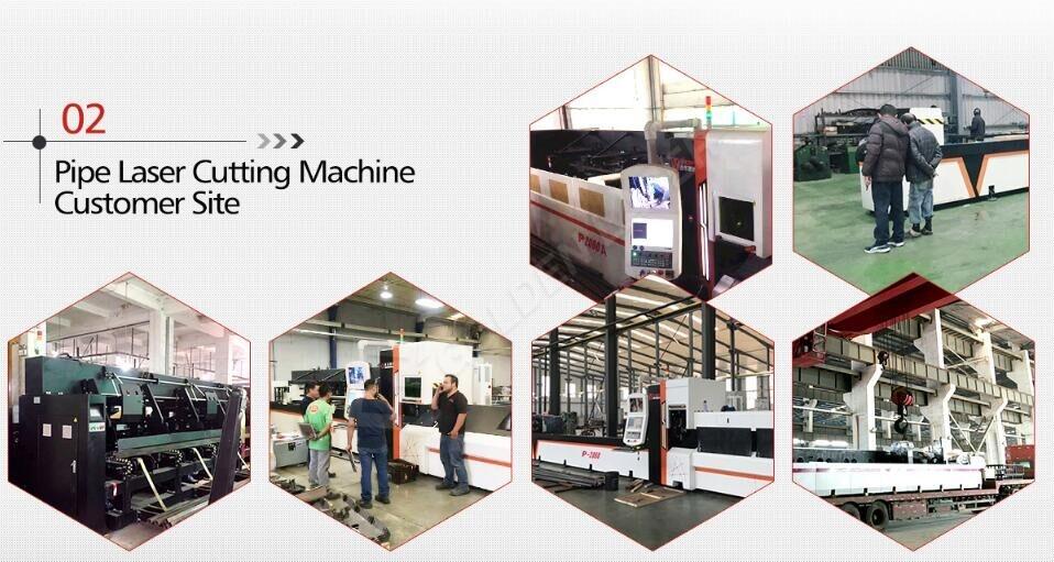 pipe laser cutting machine manufacture