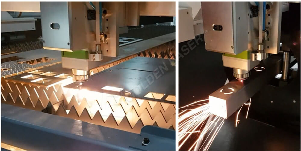 sheet and tube laser cutting machine price