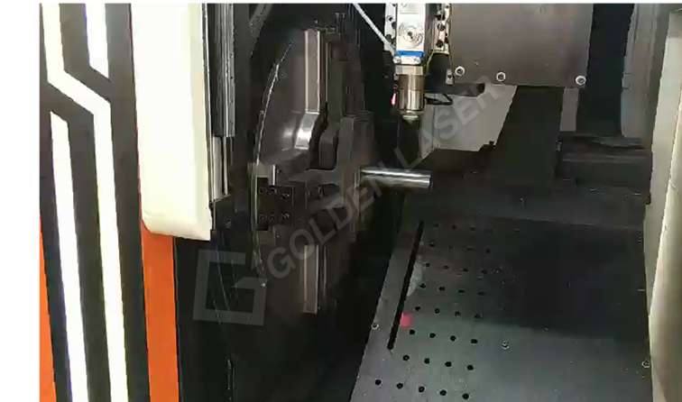 square pipe laser cutter