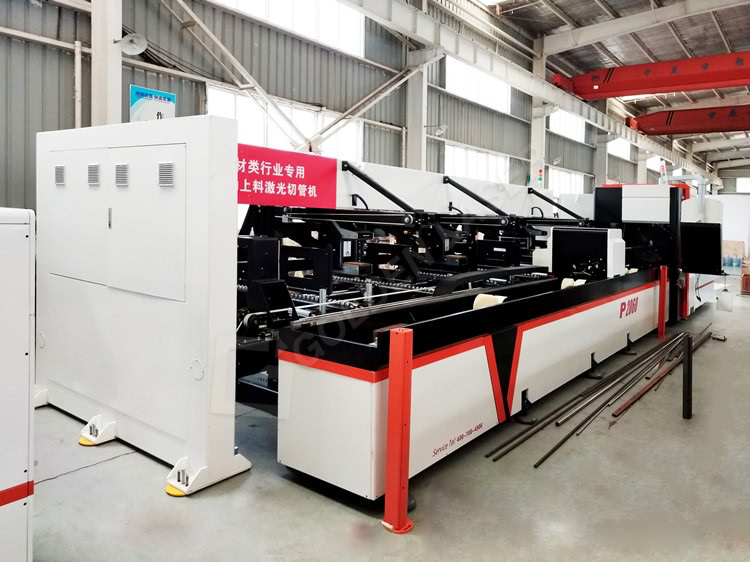 stainless steel pipe laser cutting machine