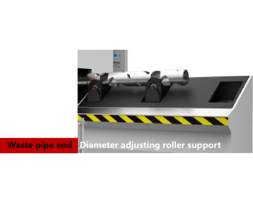 P2060B Tailer Support