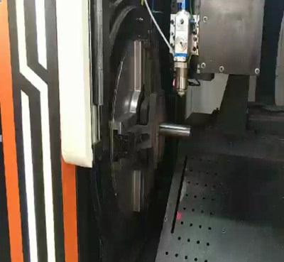 welding seam recognition